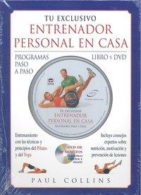Entrenador personal en casa+dvd