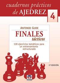Finales tacticos cuaderno practico ajedrez 4