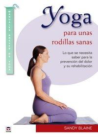 Yoga para unas rodillas sanas