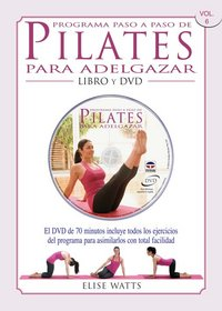 Pilates para adelgazar libro+dvd