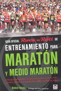 Guia oficial rock n roll entrenamiento para maraton y medio
