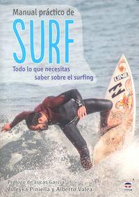 Manual practico de surf