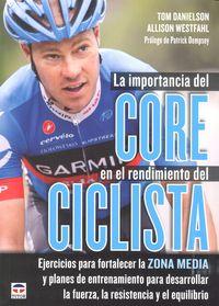 Importancia del core en el rendimiento del ciclista