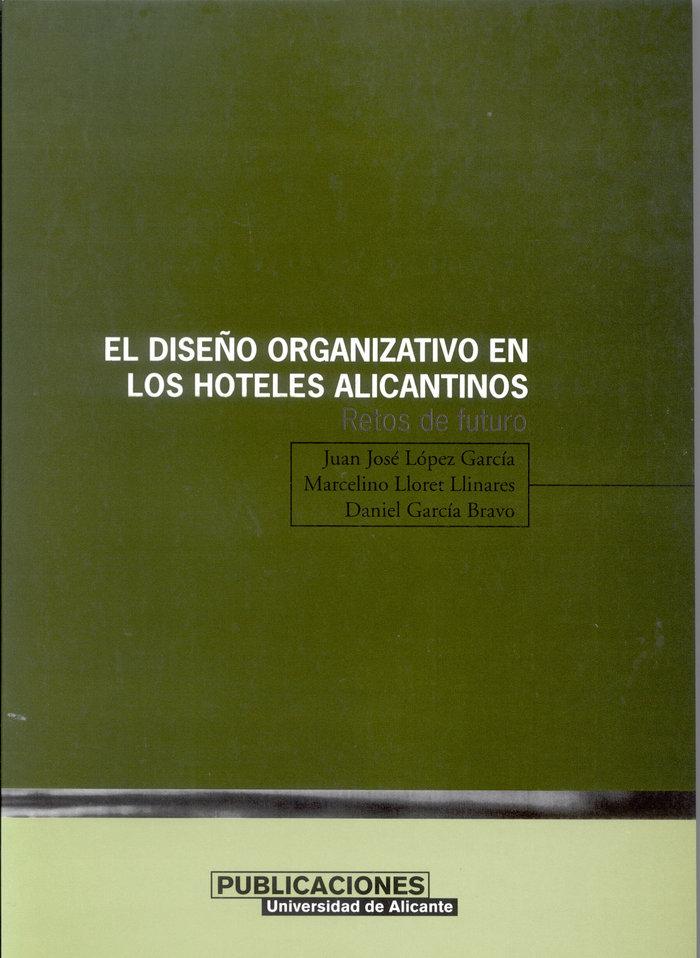 Diseño organizativo en los hoteles alicantinos,el