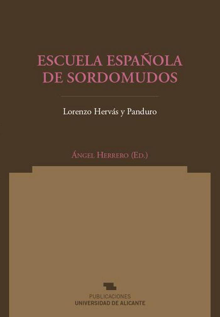 Escuela española de sordomudos