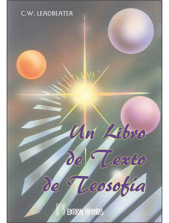 Un libro de texto de teosofia