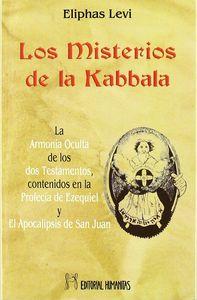 Misterios de la kabbala,los