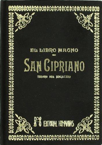 Libro magno de san cipriano,el