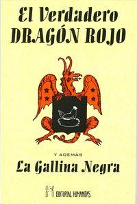 Verdadero dragon rojo,el