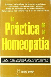 Practica de la homeopatia,la
