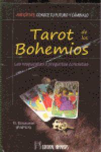 Tarot de los bohemios encuadernado
