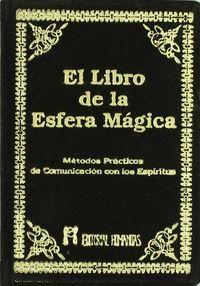 Libro de la esfera magica,el