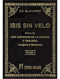 Isis sin velo t.ii