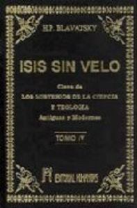 Isis sin velo t.iv