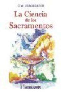 Ciencia de los sacramentos,la