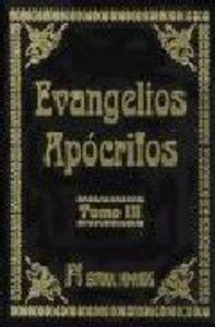 Evangelios apocrifos t.iii