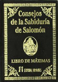 Consejos de la sabiduria de salomon