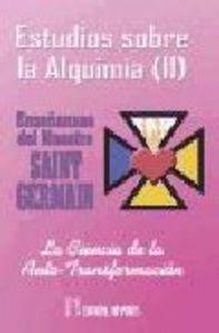 Estudios sobre la alquimia t.ii