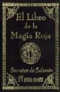 Libro de la magia roja,el
