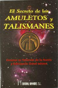 Secreto de los amuletos y talismanes,el