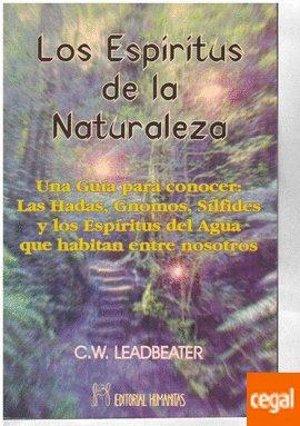 Espiritus de la naturaleza,los
