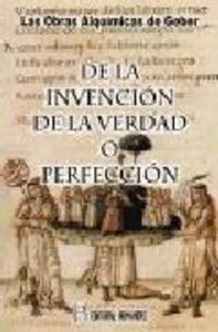 De la invencion de la verdad o perfeccion