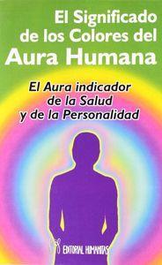 Significado de los colores del aura humana