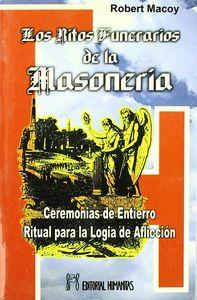 Ritos funerarios de la masoneria,los