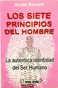 Siete principios del hombre,los
