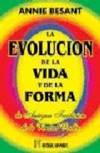 Evolucion de la vida y de la forma,la