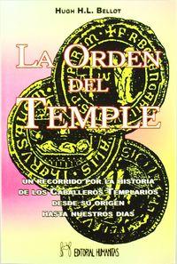 Orden del temple,la