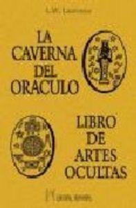 Caverna del oraculo,la