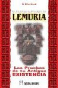 Continente perdido de lemuria,el