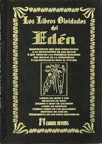 Libros olvidados del eden,los