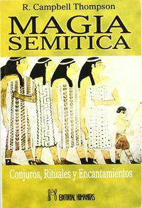 Magia semitica