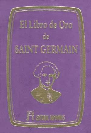 Libro de oro de saint germain tela bolsillo