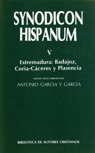 Synodicon hispanum v extremadura badajoz coria caceres