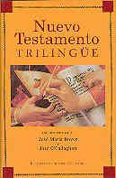 Nuevo testamento trilingue