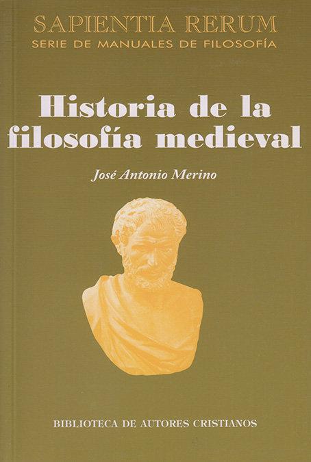 Historia de la filosofia medieval