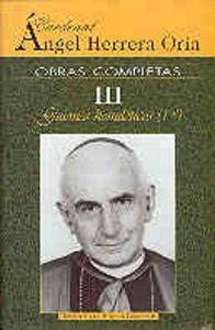 Obras completas de angel herrera oria. iii: guiones homileti