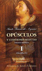 Opusculos y cuestiones selectas. iii: teologia (i)