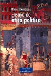 Ensayo de etica politica