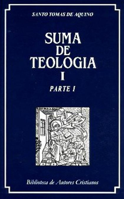 Suma de teologia. i: parte i