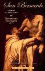 Obras completas de san bernardo. iv: sermones liturgicos (2.