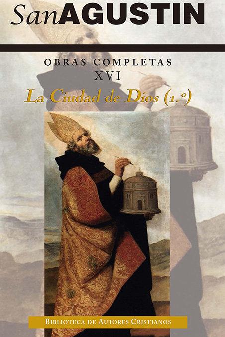 Obras completas de san agustin. xvi: escritos apologeticos (