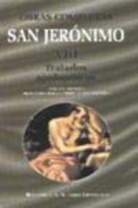 Obras completas de san jeronimo viii: tratados apologeticos