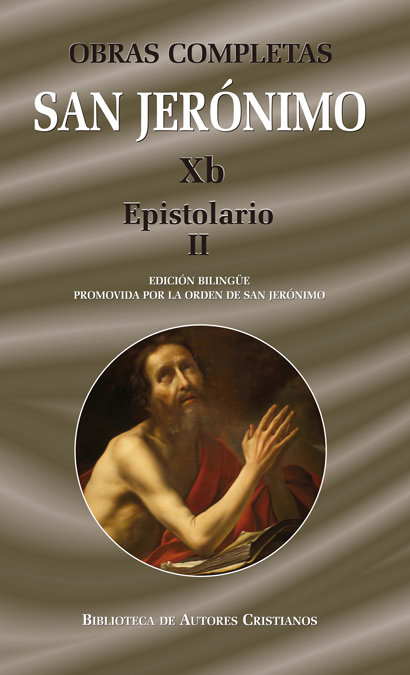 Obras completas de san jeronimo xb: epistolario ii (cartas 8