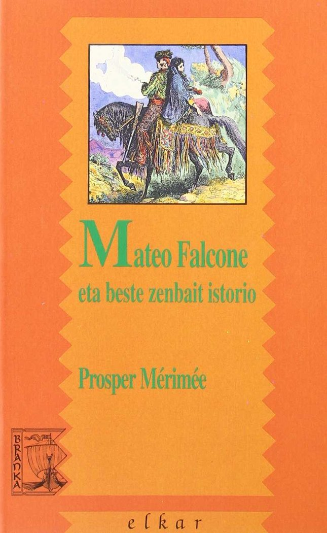 Mateo falcone eta beste zenbait istorio