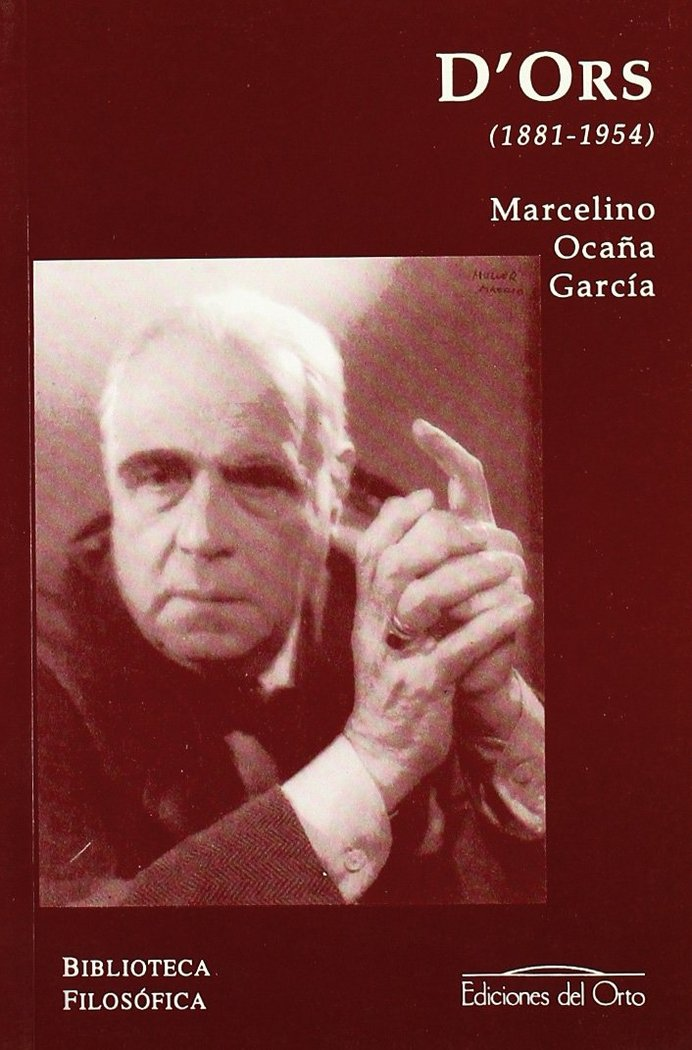 Eugenio d'ors (1881-1954)