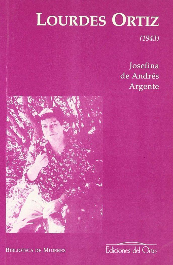 Lourdes ortiz (1943)
